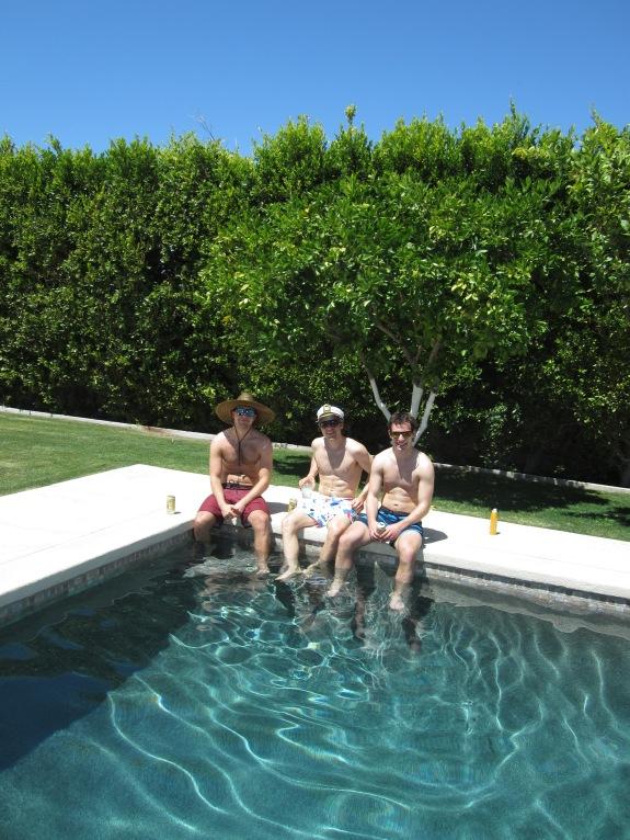 Poolside Presip